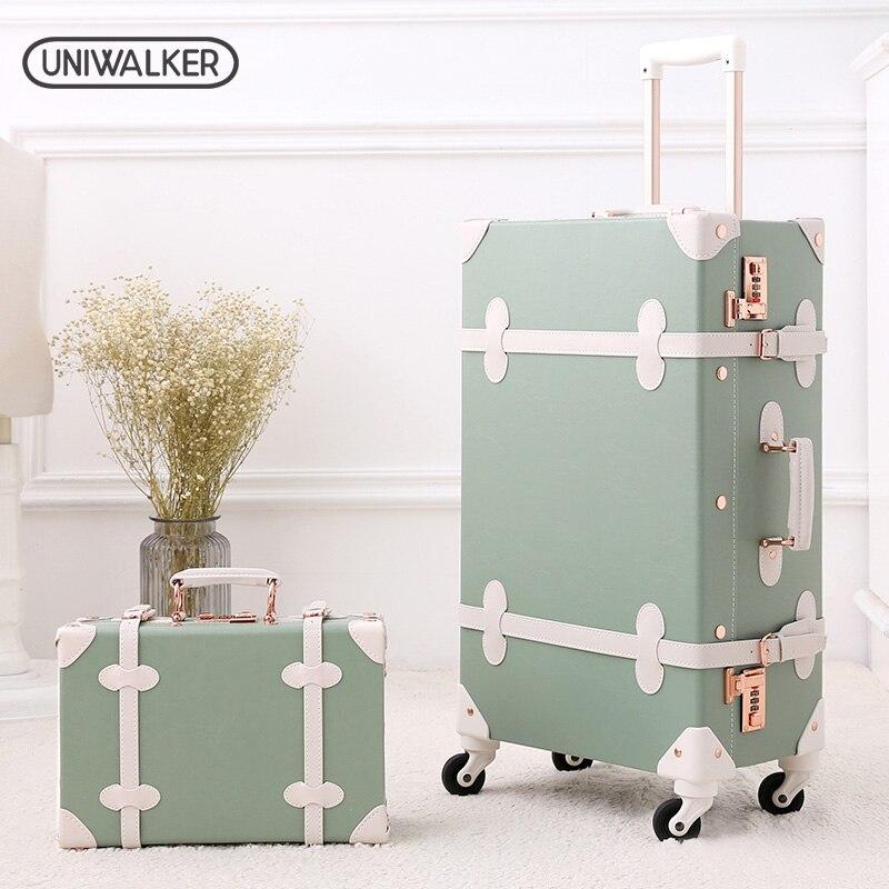 Bagage Vintage UNIWALKER 20