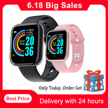 north edge smart watch women men smartwatch for android ios electronics smart clock fitness tracker heart rate smart watch hour 2020 Smart Watch Women Men Smartwatch For Android IOS Electronics Silicone Strap Smart watch Hours Smart Clock Fitness Tracker