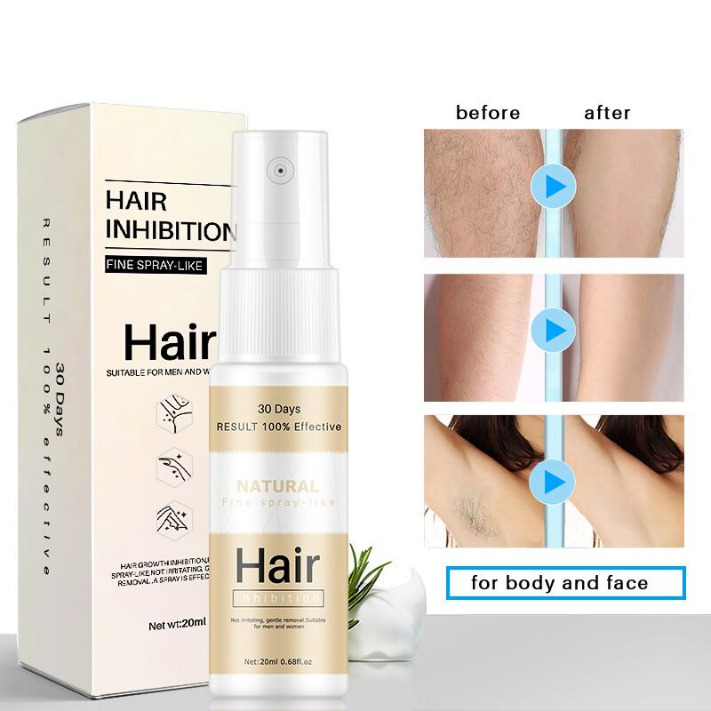 New Arrival Hair Removal Cream Inhibits Hair Growth After Epilation Underarm Leg Facial Hair Removal Depilation Essence Liquid
