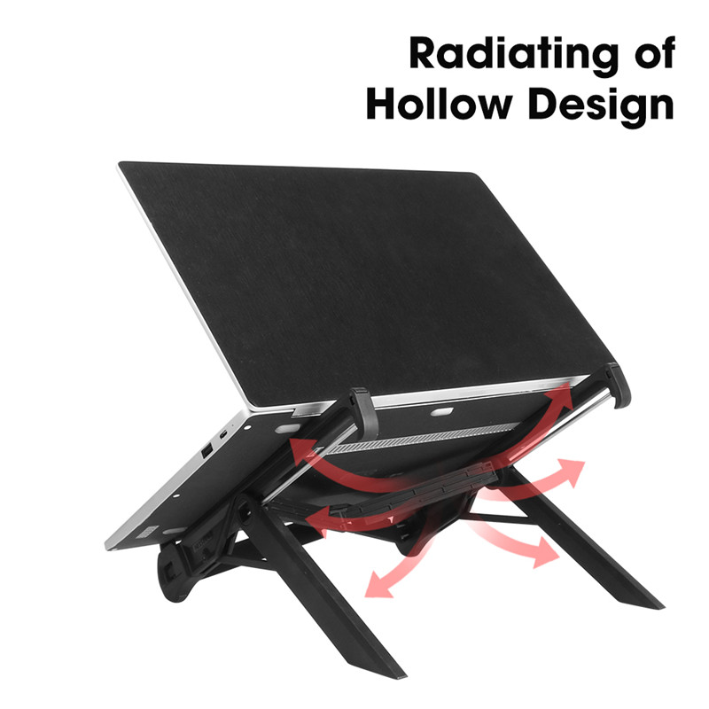 Image 4 - laptop holder monitor macbook notebook stand accessories portable base support-in Laptop Stand from Automobiles & Motorcycles