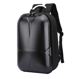 Image 4 - 2 paires hélice + coque rigide sac à dos de transport étui étanche Anti choc pour Dji Mavic 2 Pro/Zoom
