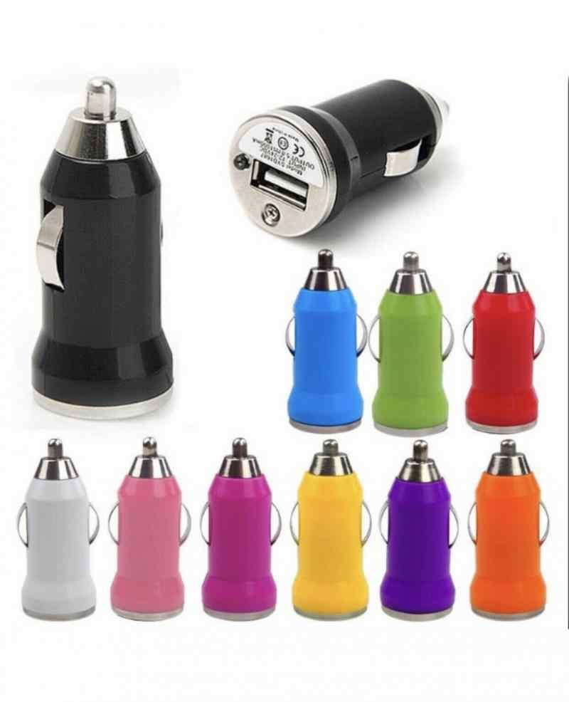 Mini USB Car Chargerบุหรี่ไฟแช็กDC Power Charger Adapter Quick Charge Dual USB Car Charger TXTB1
