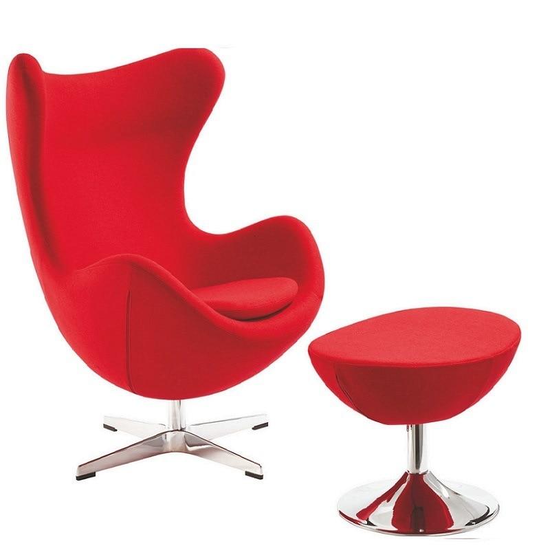 Modern Glass Fiber Reinforced Plastic Leisure Sofa Chair Egg Chair