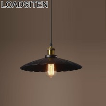 Hanglamp Lustre Industrieel Luminaire Pendelleuchte Lampen Modern Deco Maison Lampara De Techo Colgante Moderna Hanging Lamp
