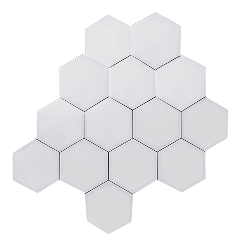 Lampe quantique Led lampes hexagonales presse modulaire éclairage sensible veilleuse hexagones magnétiques décoration créative mur Lampara