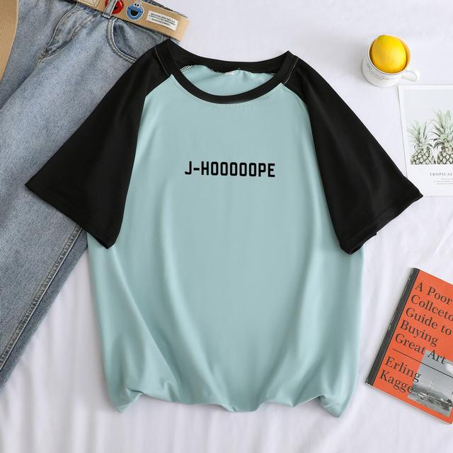 J-HOPE THEMED T-SHIRT (5 VARIAN)