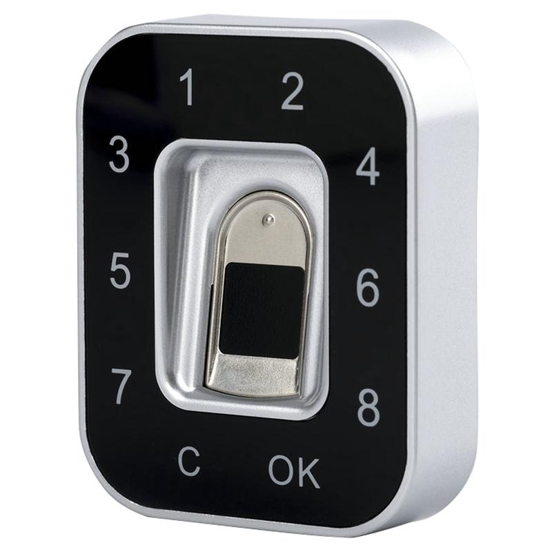 G12 Password Fingerprint Lock Drawer with Capacitor Password Fingerprint Lock Password Smart Lock