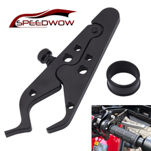 SPEEDWOW Aluminum Motorcycle Throttle Lock Cruise Control Clamp Universal Scooter Hand Grips Assist Parts For Honda Steed Shadow