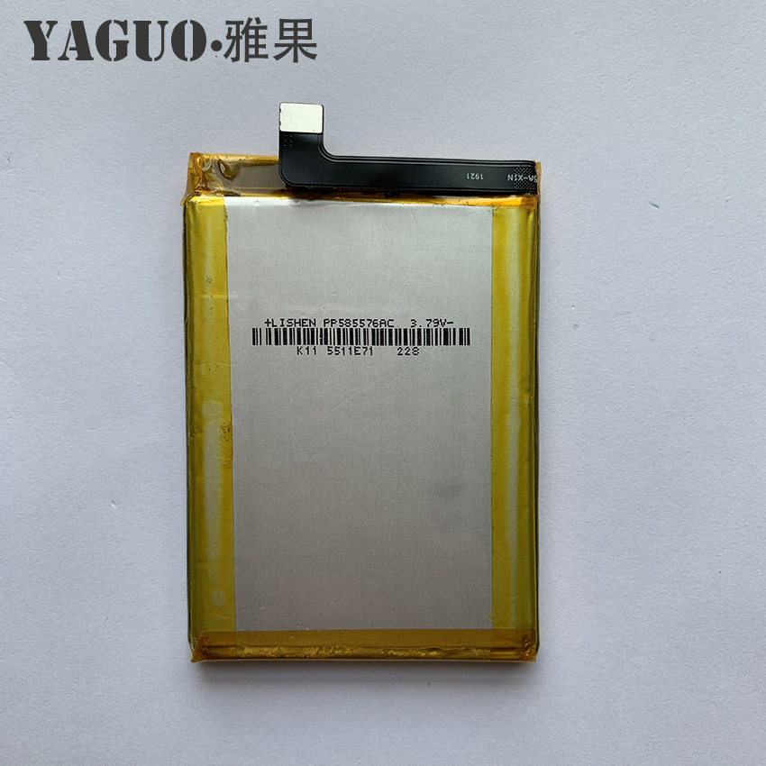 100% High Quality Original 5000mAh Large Capacity Armor 6 Battery For Ulefone Armor6 Mobile Phone Battery
