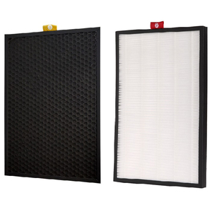 1Set Carbon HEPA Filter for Honeywell Air Purifier KJ300F PAC1101W KJ300F PAC1101G KJ300F PAC2101S PAC35M2101T2 JAC35M2101W|Air Purifier Parts|   -