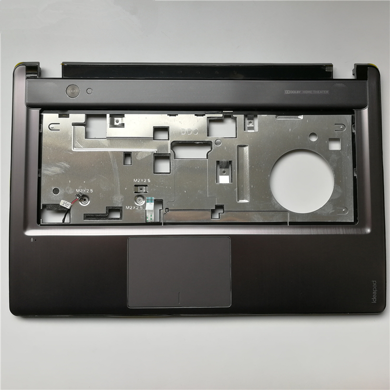 New Original laptop <font><b>Lenovo</b></font> <font><b>Z480</b></font> Z485 Palmrest Upper Case <font><b>keyboard</b></font> Bezel cover image