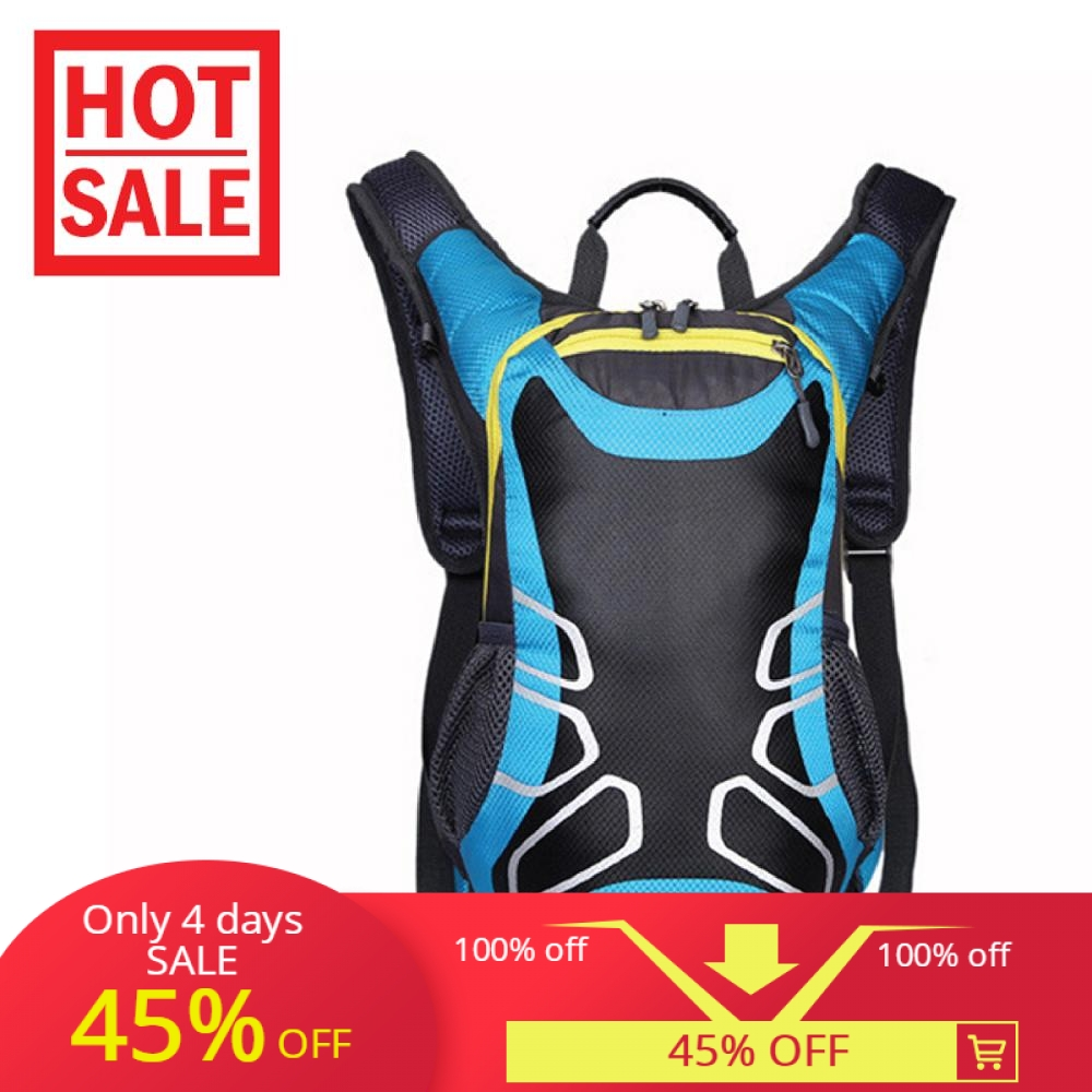 Outdoor Wild Mountaineering Capacity Large Waterproof Breathable Travel Drinking Water System Cycling Double-Shoulder Bag