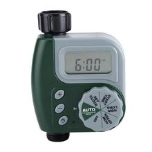 1 шт. таймер для полива сада автоматический электронный таймер для воды домашний орошение сада таймер контроллер наружного орошения JQ