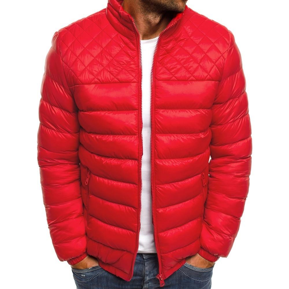 New Winter Jacket - Casual  Jacket  Men 1