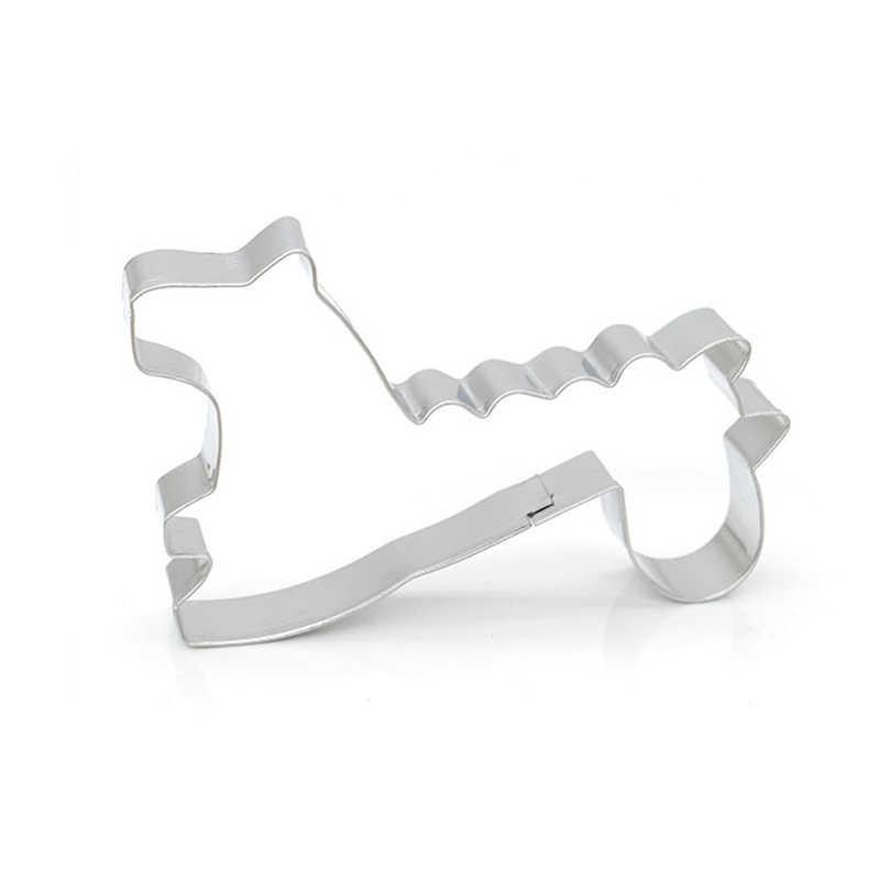 ステンレス鋼キリン形状ケーキ型クッキーカッター金型ベーキングツール