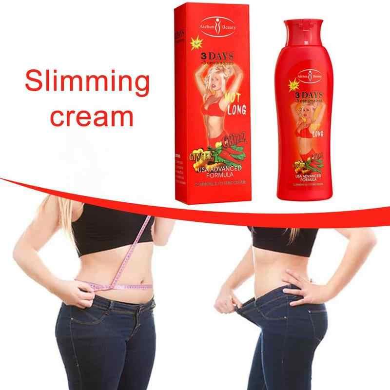 Wirksame Cremes zum Abnehmen des Bauches