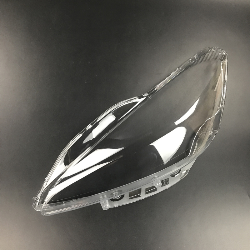 For Peugeot 508 2011-2014 Car Bright Head Light Shade Shell Caps Front Headlamp Lamp Cover Lampshade Headlight