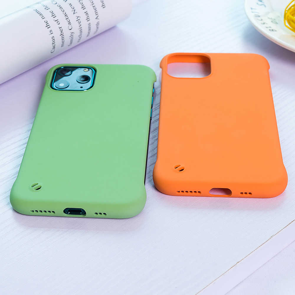 マットハードケース iphone 11 プロ Max X XS XR 8 プラス 7 6 6S iPhone11 耐衝撃カバー高級紫センチメートルボーダレス電話アクセサリー