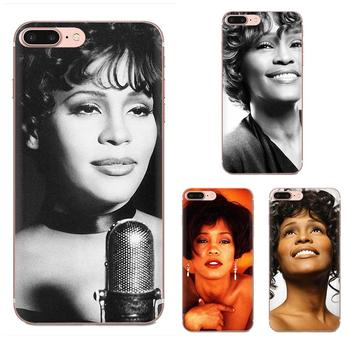 For HTC Desire 530 626 628 630 816 820 830 One A9 M7 M8 M9 M10 E9 U11 U12 Life Plus On Sale Luxury Singer Whitney Houston image