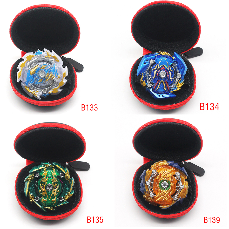 40 Styles <font><b>Beyblade</b></font> <font><b>Burst</b></font> B133,<font><b>B134</b></font>,135,B139..... New Toys Gyro Bag With Launcher Metal Top Blades Children Toy image