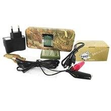 Outdoor Hunting Decoys Predator Sound Caller MP3 Player Built-In 150 Bird Voices Outdoor MP3 Bird Caller Camouflage Color