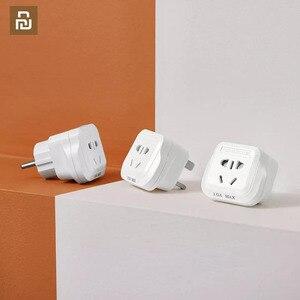 Image 1 - Original 15A/13A/10A 250V Travel Universal Power Outlet Adapter UK/US/EU/DE universal Socket Converter