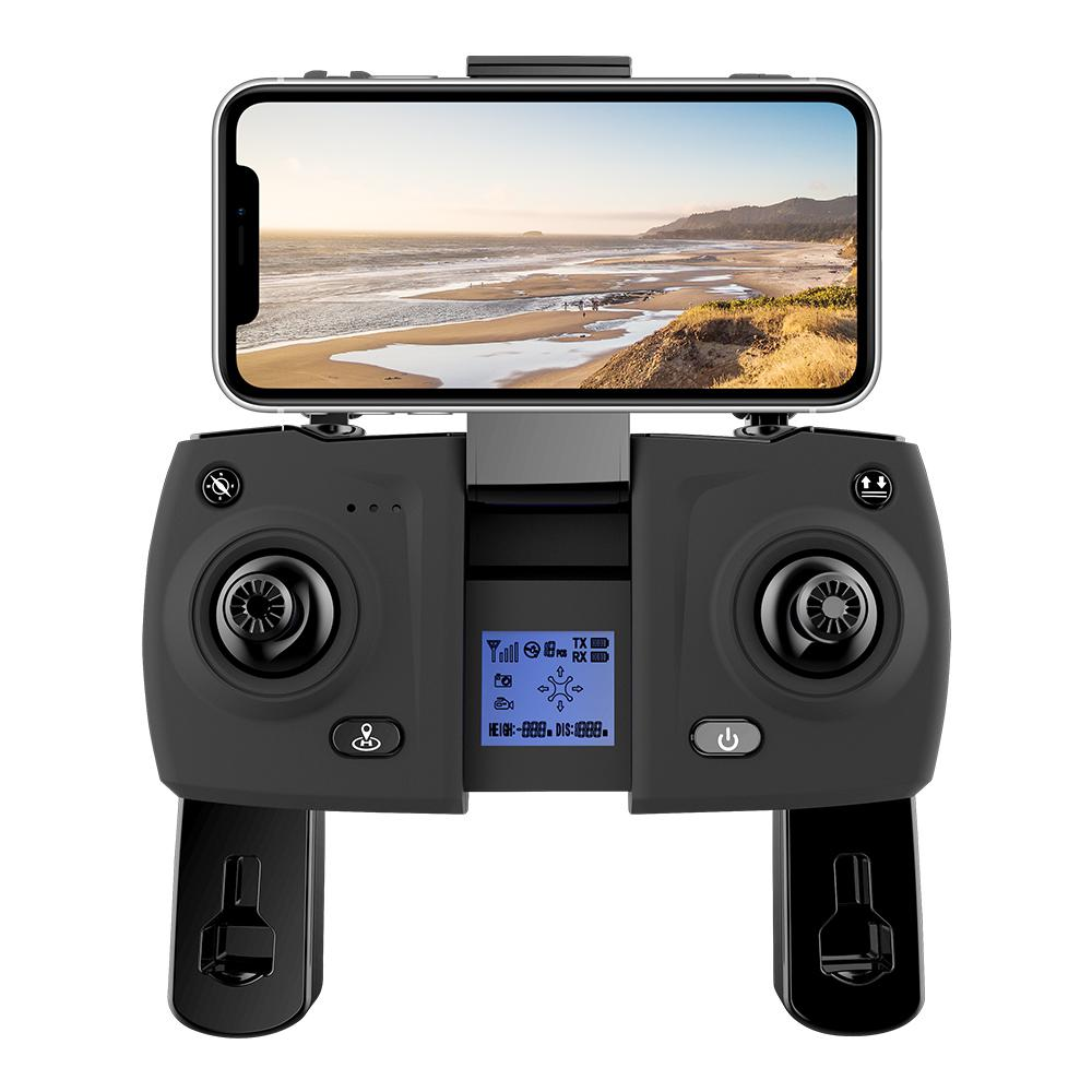 F8 Profissional Drone FPV Vision with 4K HD Camera Two-Axis Anti-Shake Self-Stabilizing 5