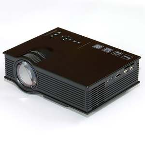 T41 Home Theater Projector Portable HD Projection LED MINI Projector