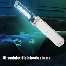 Portable UV Sterilizer Light Tube Waterproof UV Germicidal Disinfection Lamp Handheld Sterilizer Bedroom Hospital 110V 220V