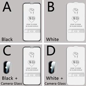 Image 5 - Hartowane szkło ochronne na iPhone 7 11 X XR Screen Protector 8 Plus 6S 6 7 szkło na iPhone 11 Pro Max XS szkiełko aparatu