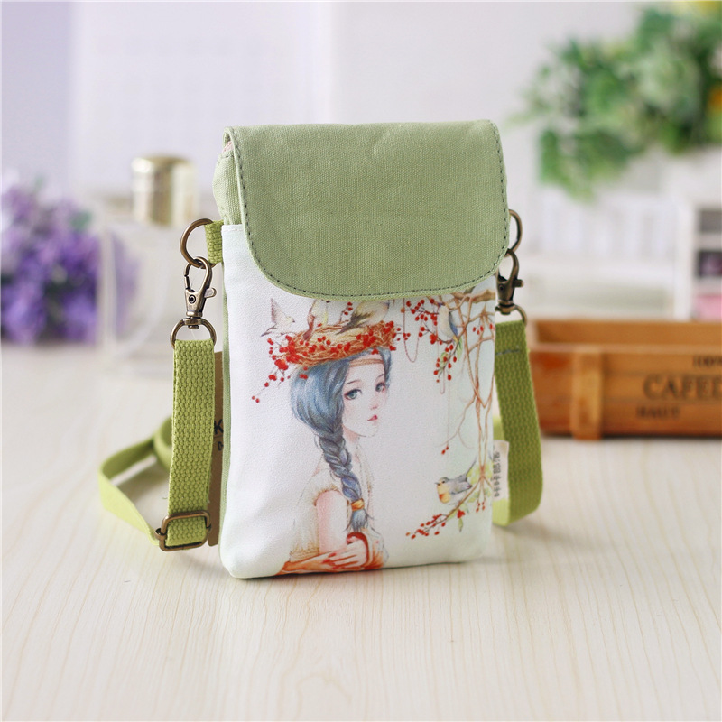 2020 Brand Women Messenger Bag High Quality Shoulder Bag Lady Travel Crossbody Bags Phone Bag