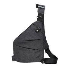 Coldre anti diefstal beveiliging banda opslag borst zakken merk mannen mais recente