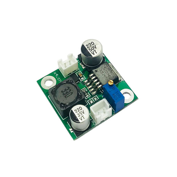 Subminiature DC-DC adjustable power supply buck and regulator module converter