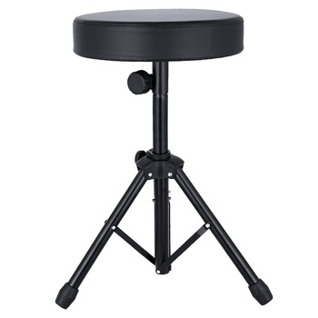 Leather Drummers stool Seat Stool Stand  Drumming Adjustable Chair Height Adjustable Bar Chair Work Chair Stool Adjustable Bar stuart macbride drummers drumming