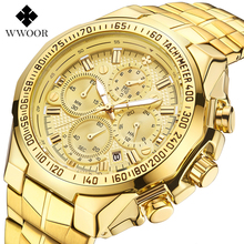 Relogio Masculino Wrist Watches Men 2019 Top Brand Luxury WWOOR