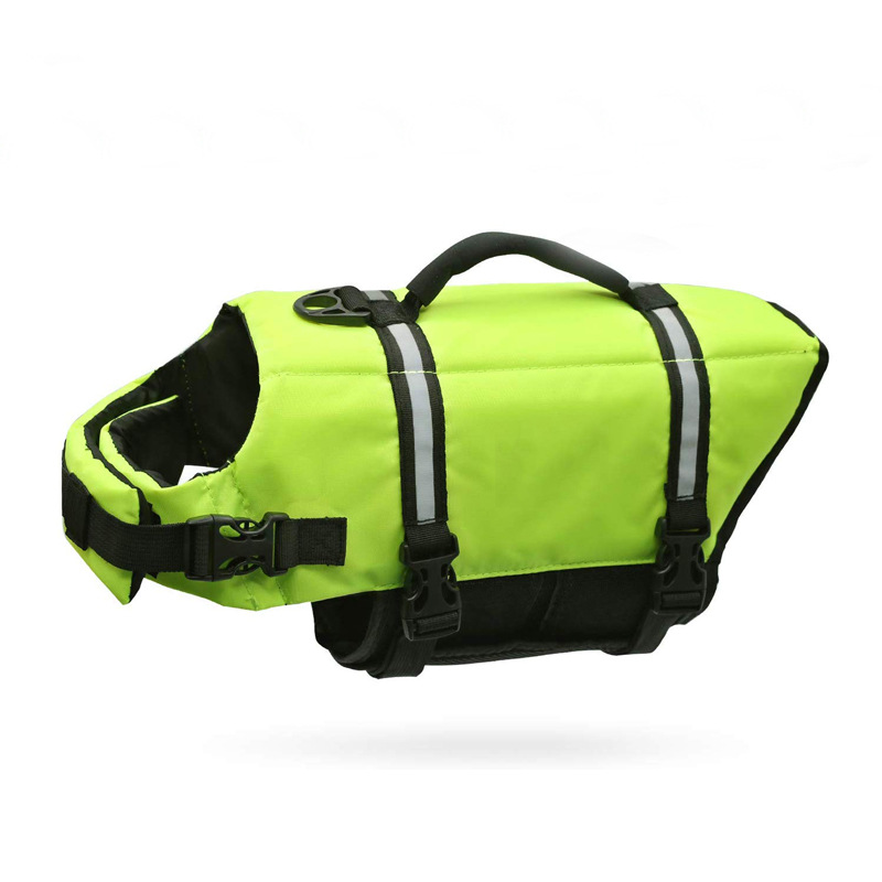 Hot Selling Dog Life Jacket Bathing Suit Clothes Supplies Summer Pet Tour Bathing Suit Dog Life Jacket Dog