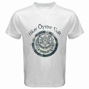 BLUE OYSTER CULT Metal Punk Rock Band Album T-Shirt(China)