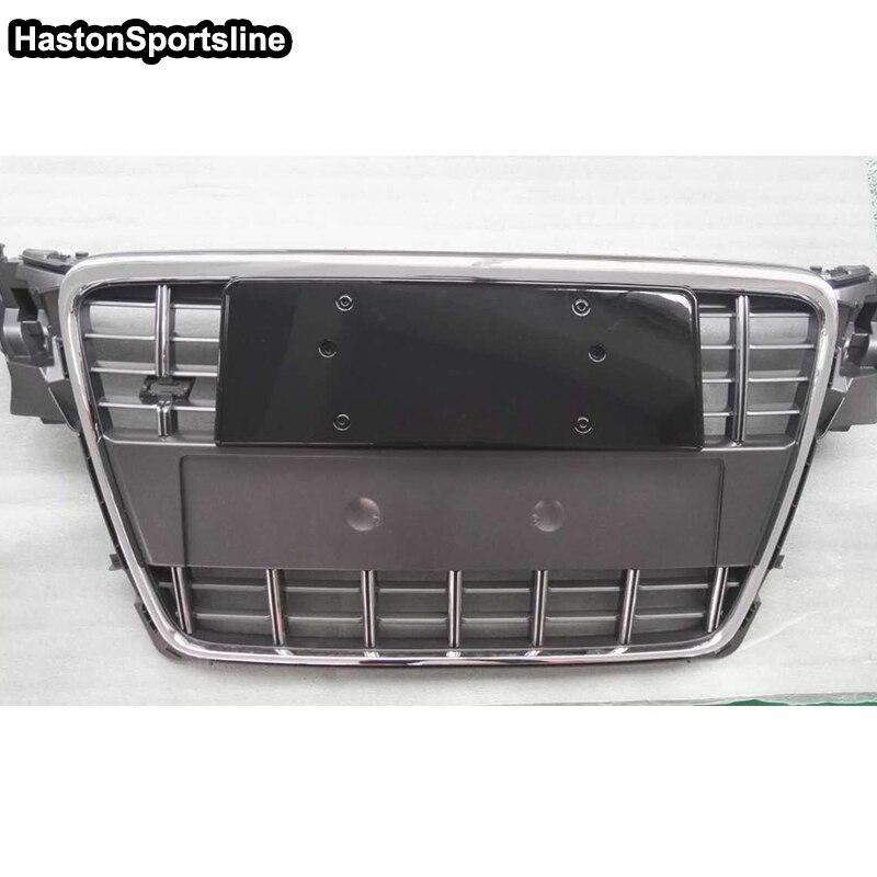 Parachoques Rejilla Frontal Derecho Rejillas Ventilación para Audi A4 B8 Nuevo