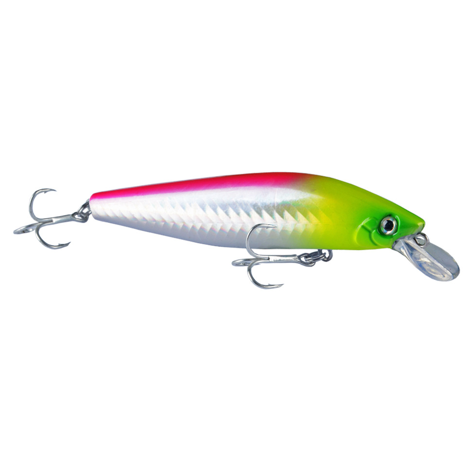Details about  /Fishing Wobblers Lure for Fishing Minnow 11cm 14g Fish Lures Artificial Bait