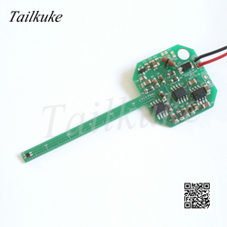 Tesla Meter / Gauss Meter Signal Conditioning Board Linear Hall Sensor Voltage Signal Output