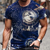 Summer Casual Short Sleeve T-Shirts For Mens  9