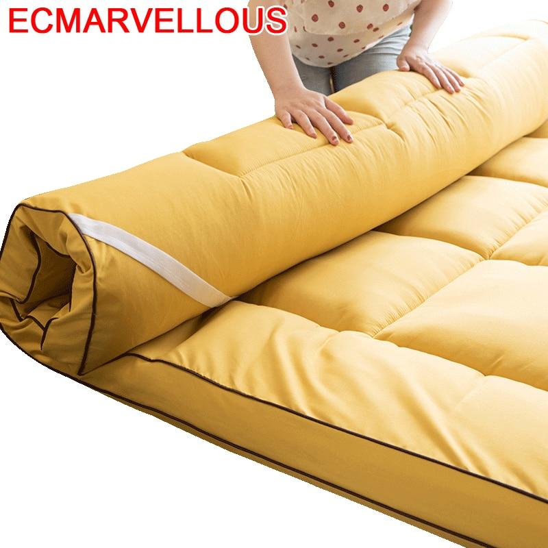 Lipat Tooper Matratzenauflage Coprimaterasso Plegable Foldable Bed Materassi Tatami Kasur Colchon Matras Materac Mattress Topper