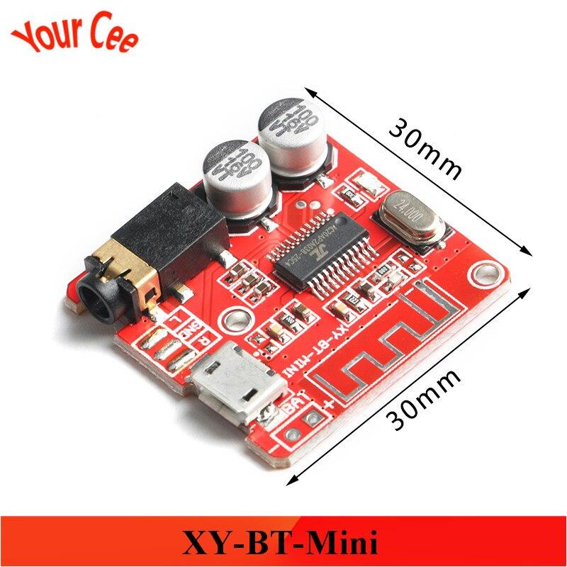 Плата декодера Bluetooth 3,7 5 в XY BT Mini MP3 Bluetooth 4,1 декодер не допускающий потерь Беспроводная стерео музыкальная печатная плата модуля|Запасные части|   | АлиЭкспресс