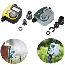 Intelligent Irrigation Timing Controller Automatic System Electronic Water Timer LCD Screen Valve Graden Tools
