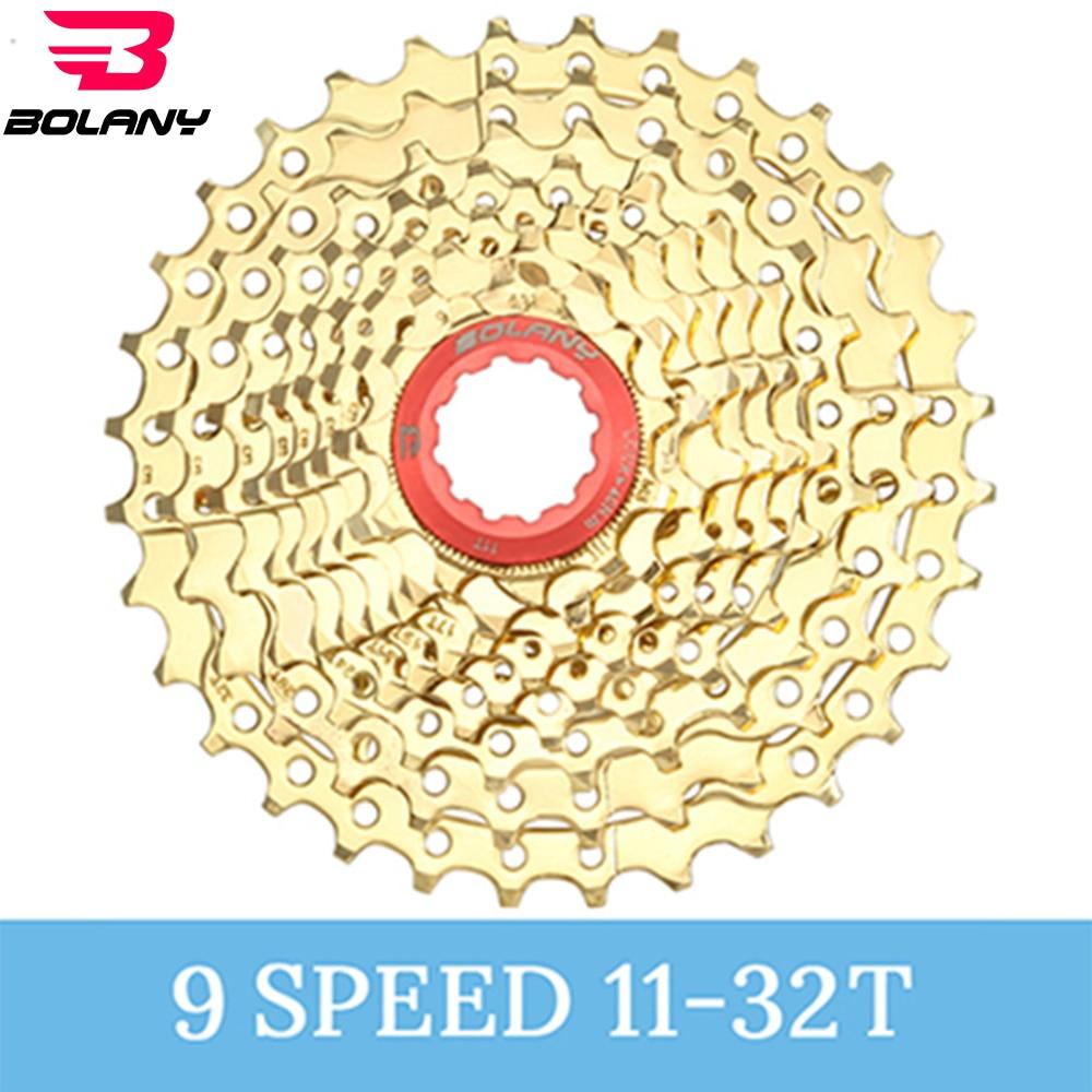 Велосипедная кассета Bolany 8S 9S 10S 11 скоростей 11-25 11-28 11-32 11-36T, велосипедная Звездочка MTB свободного хода, совместимая с 105 R8000 R7