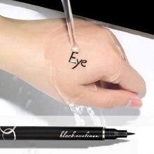 À prova dwaterproof água maquiagem delineador lápis afiar legal líquido olho forro olhos profissional lápis lápis grande olho maquiagem cosméticos ferramenta