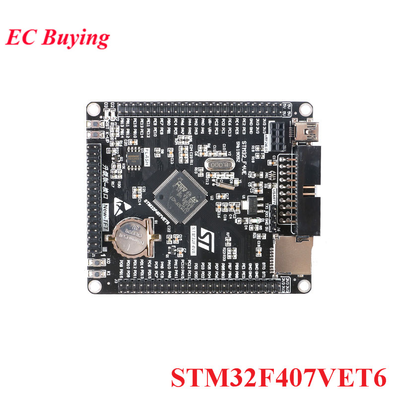 STM32F407VET6 STM32 System Board Development Board ARM Cortex-M4 Core Board Learning Board