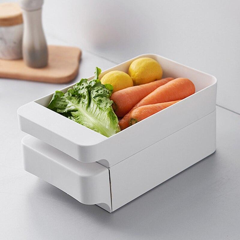 Купить с выдвижными ящиками тип яйца ящик для хранения пластик кухня