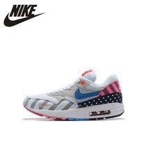 Nike Air Max 1 Man  Running Shoes Comfortable Outdoor Sneaker Original #AT3057-100