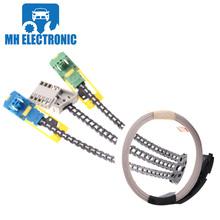 MH ELECTRONIC 10 sztuk partia pętli naprawy złącza przewodów dla Renault Com 2000 dla Peugeot 307 406 206 dla Citroen Berlingo C5 nowość!! tanie tanio 12275641 96605656XT 96542560XT 6242C6 Mixture